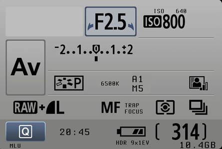PiXEL cz • Recenze - Canon a firmware Magic Lantern