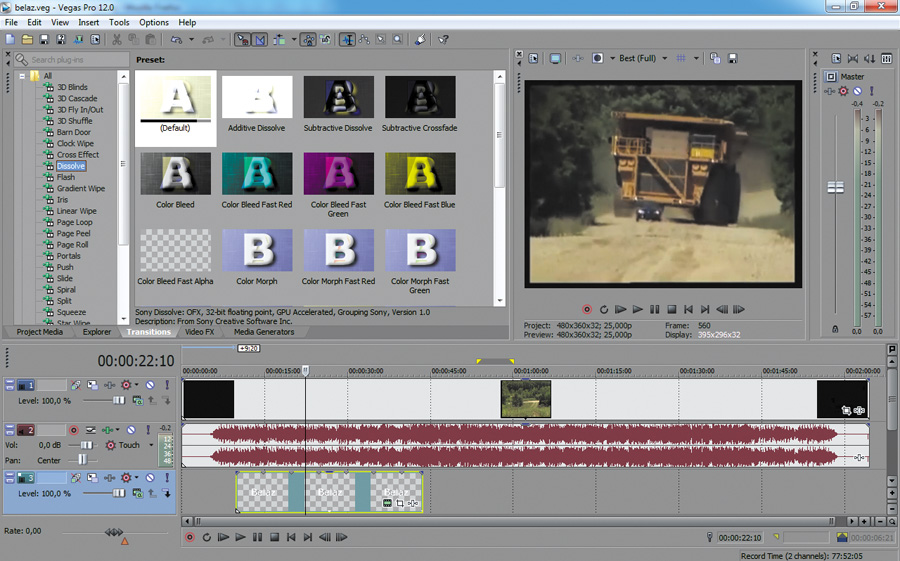 sony vegas pro 12 free download windows 7